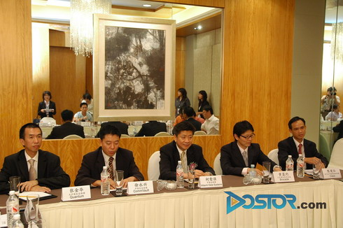 齐聚HDS中国用户大会 五位老总座谈中国存储